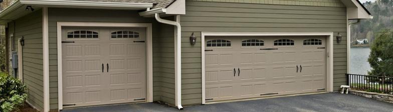 Garage Door Insulated Steel Installations
