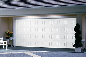 Advantage Steel Insulated Garage Door