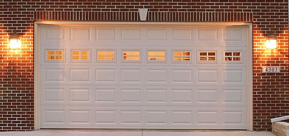 Advantage Steel Insulated Garage Door Installation