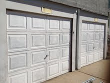 Old Garage Doors Needed A Garage Door Install