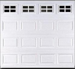 Steel Raised Panel Garage Door