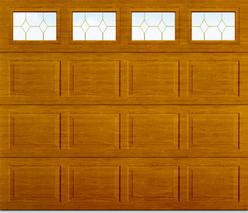 Steel Insulated Wood Grain