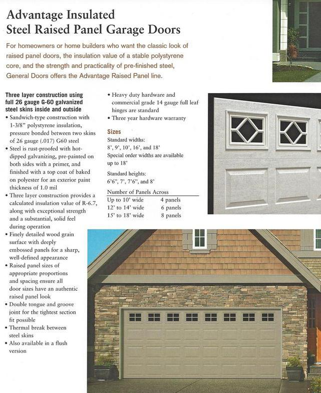 Advantage Garage Door Installation