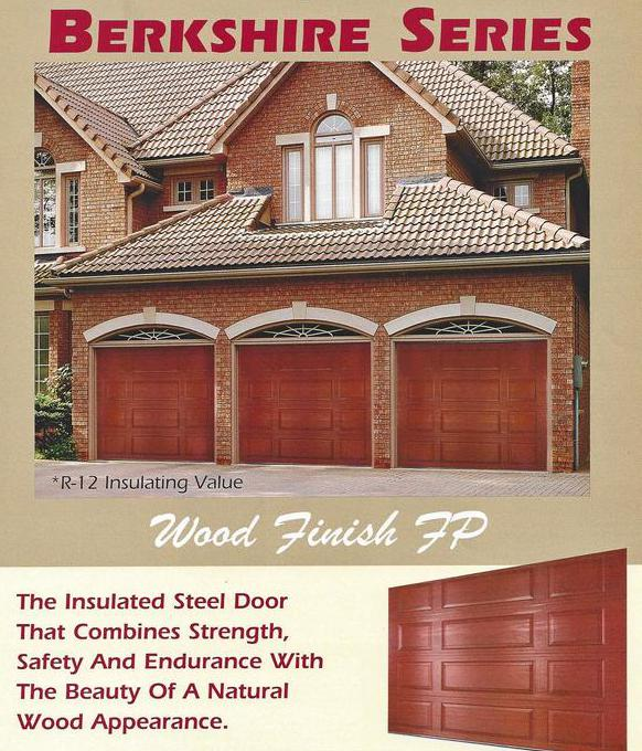 Garage Door Double Sided Insulated Steel Garage Door Company