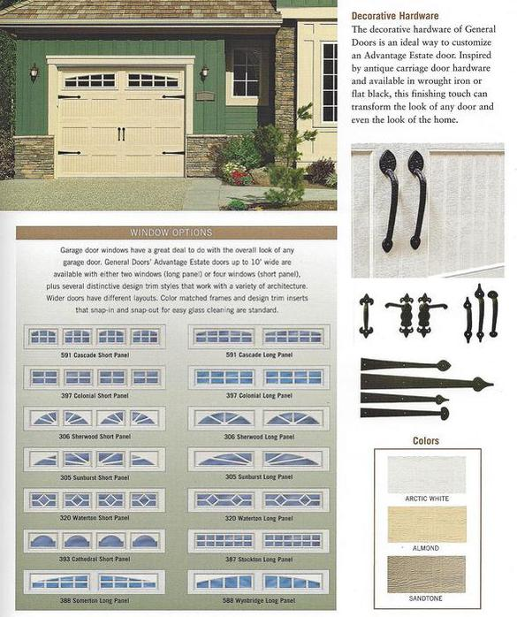 Estate Garage Door Hardware